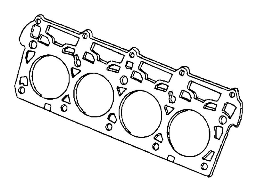 5 7l Hemi Engine Gasket Diagram