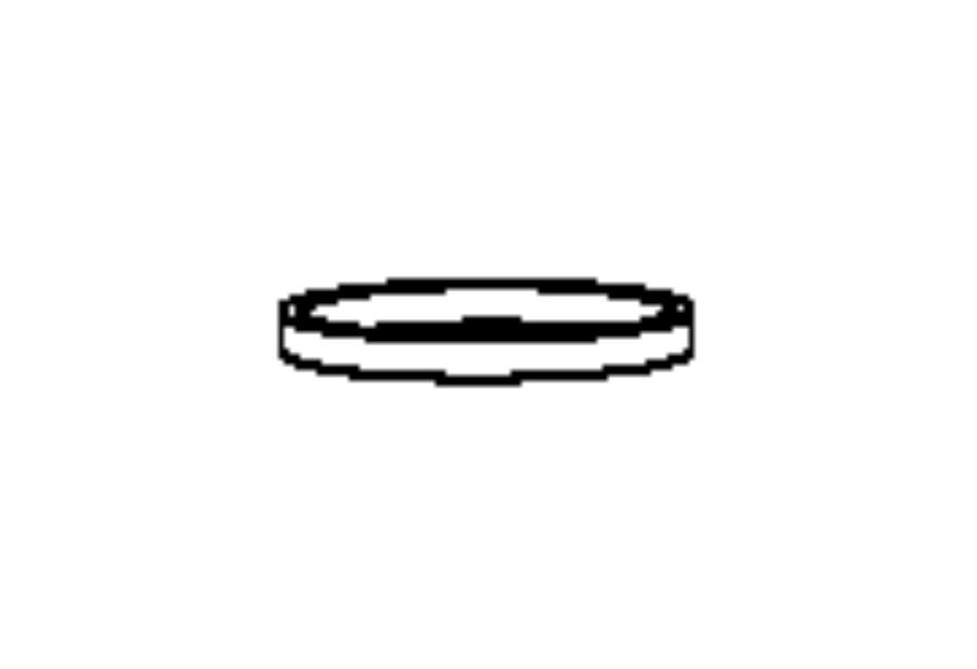 2015 Ram 5500 Bushing  Deg  Transmission  Piece
