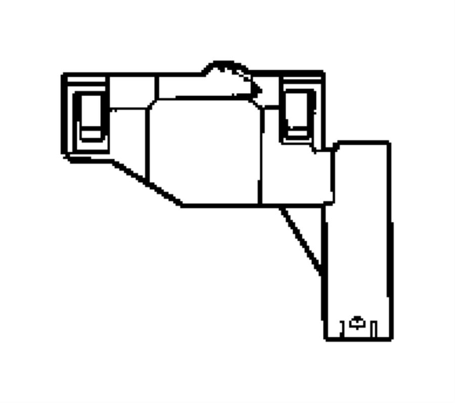 2004 chrysler crossfire switch security alarm under hood. Black Bedroom Furniture Sets. Home Design Ideas