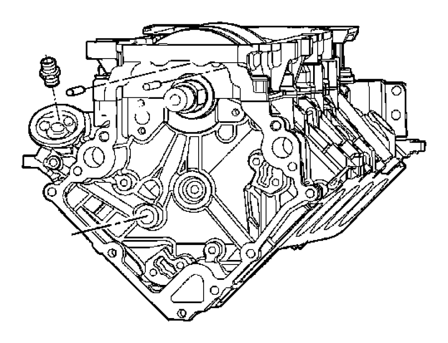 dodge 4 7l engine diagram oil filter  dodge  auto wiring