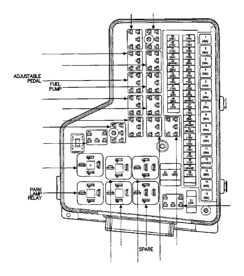 dodge ram 4500 block  totally integrated power   man shift