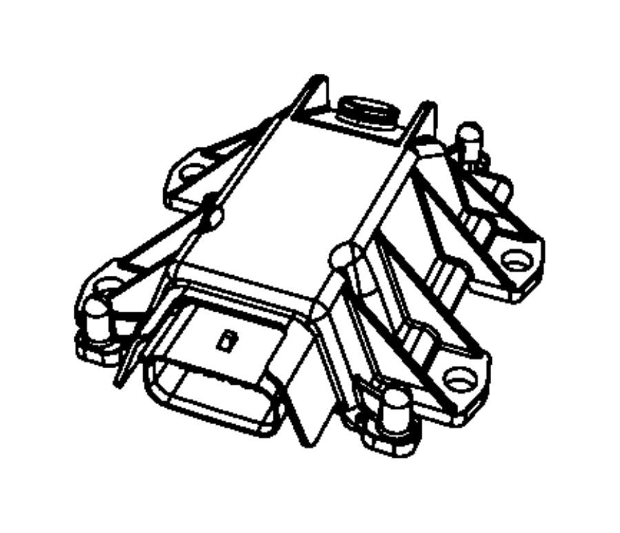1998 Dodge Ram Oxygen Sensor