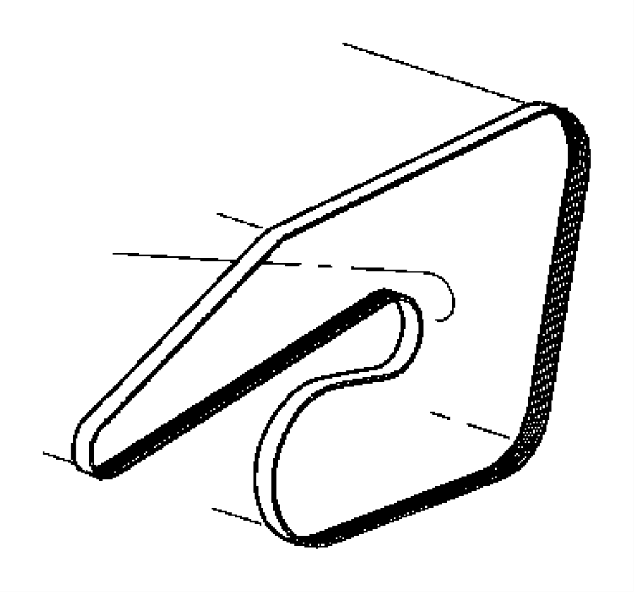 2010 Chrysler 300 Belt  Serpentine  Belts  Maintenance