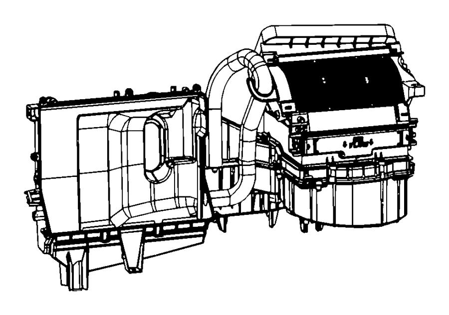 Jeep Grand Cherokee Clamp  Hose  14x12  Drain Tube  Drain