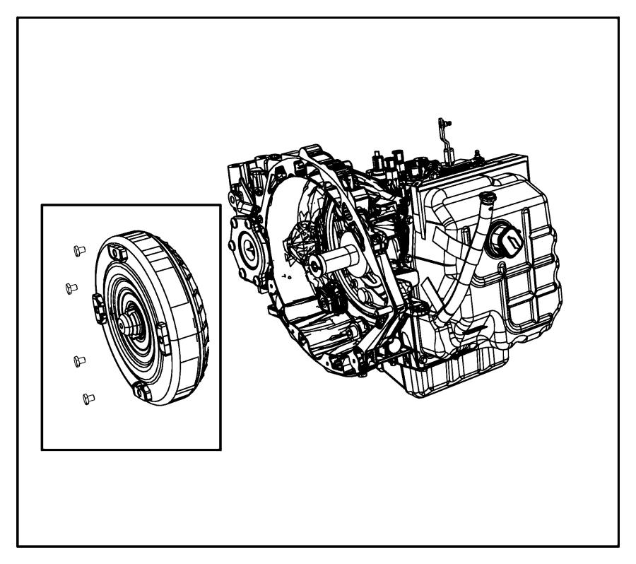 Chrysler Town  U0026 Country Transmission Kit  With Torque