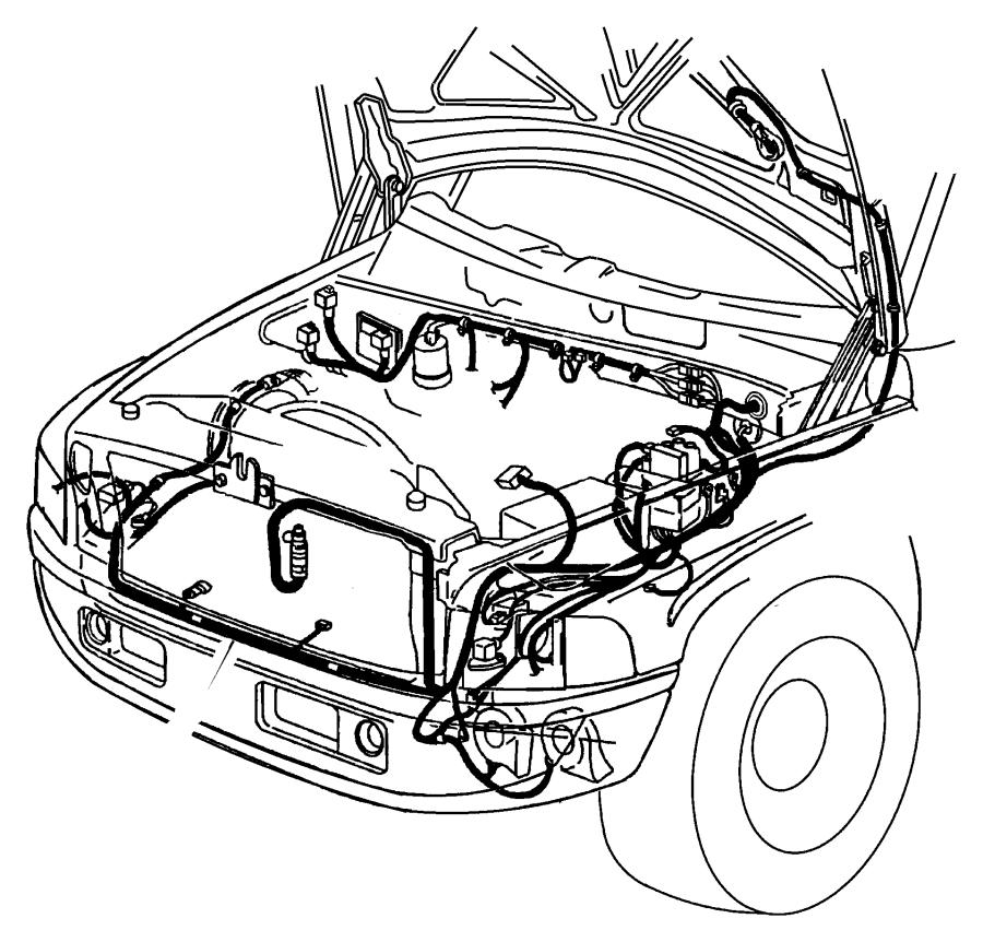 2011 Dodge Ram 5500 Wiring  Dash   Selective Catalytic