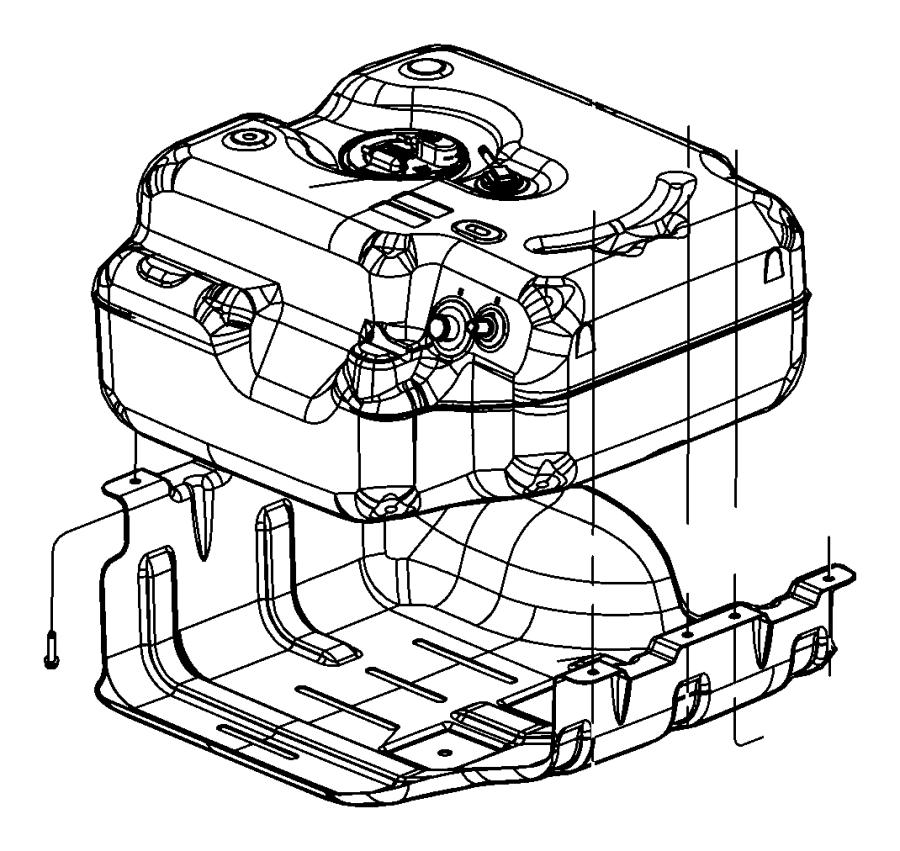 2014 ram 5500 cover  shield  fuel tank  rollover valve