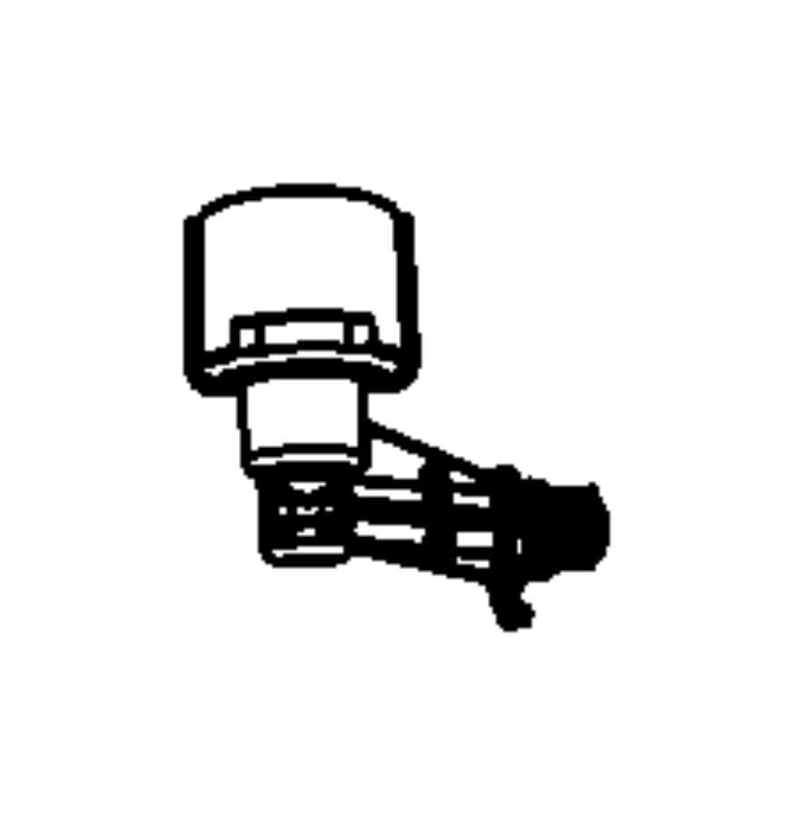 2011 dodge nitro connector  90 degree elbow  90 degree pcv valve