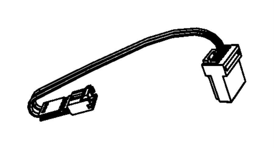 dodge nitro wiring  steering wheel   speed control   trim