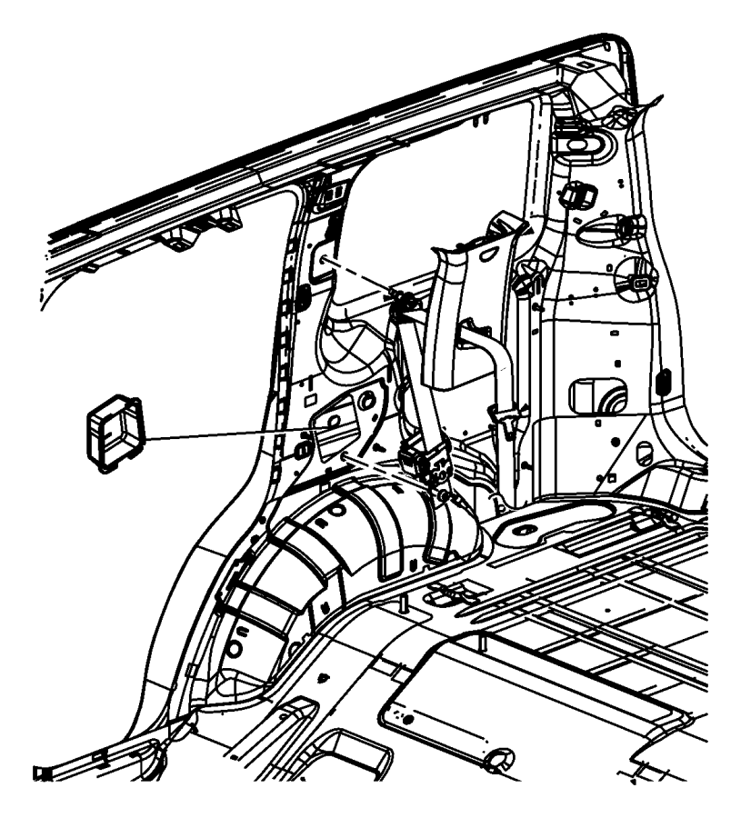2012 jeep liberty seat diagram