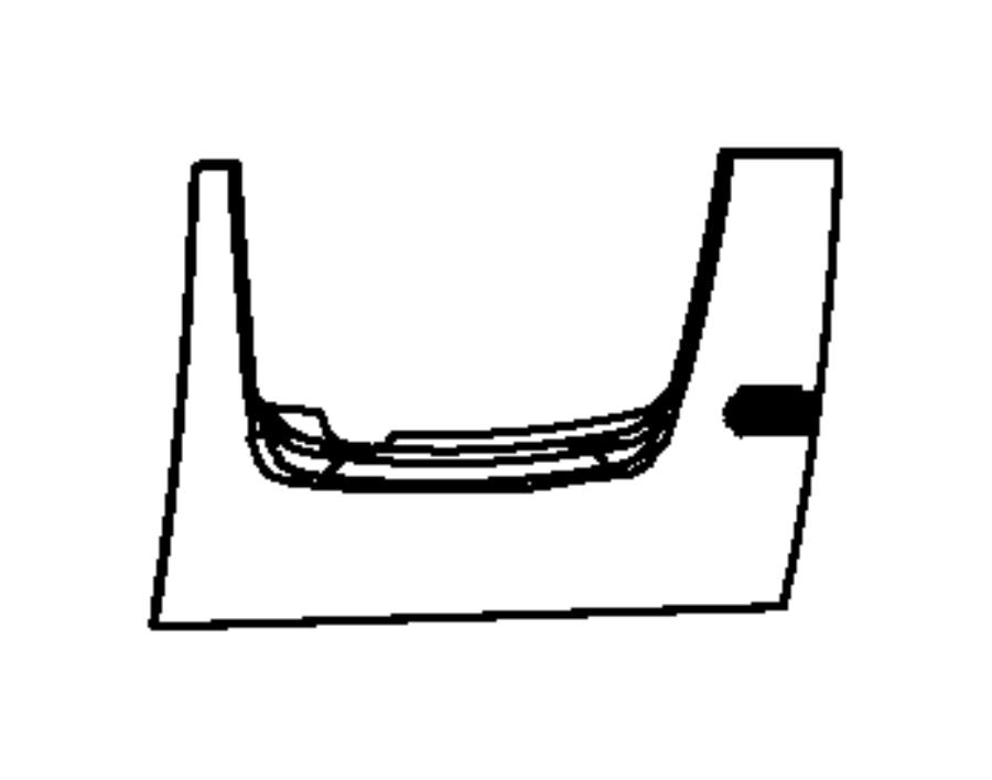 2016 jeep wrangler cover  steering column  steering column