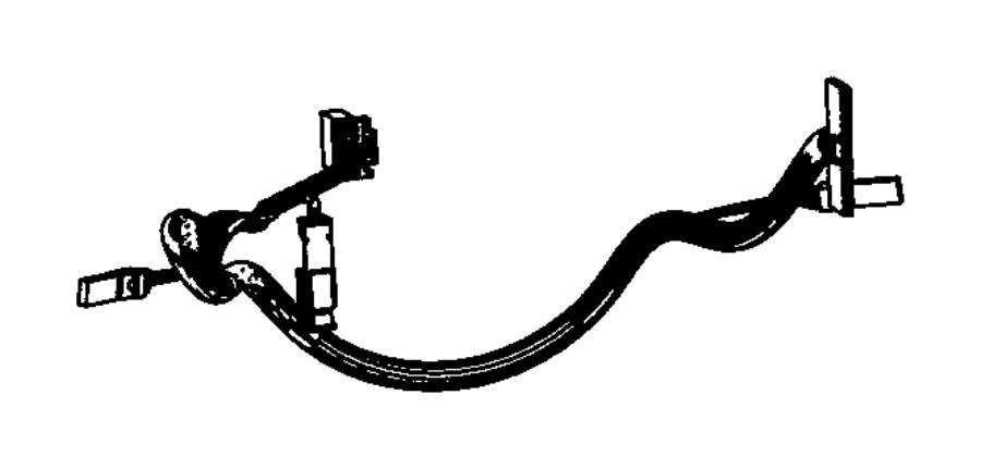 2014 dodge challenger wiring  steering wheel  trim   all