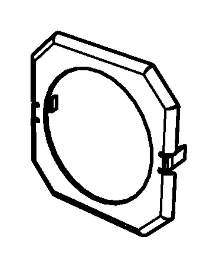 chrysler 300 cover  sensor  plusadaptive  lsr  bgg