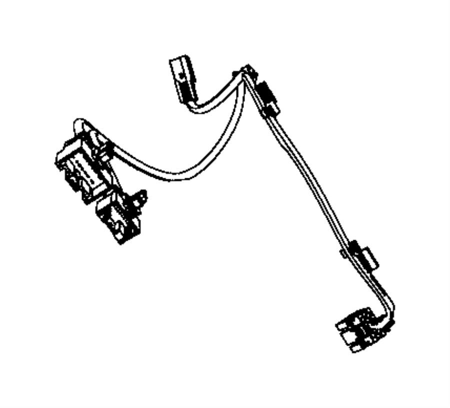 dodge ram 2500 wiring  seat air bag  seat air bag tag