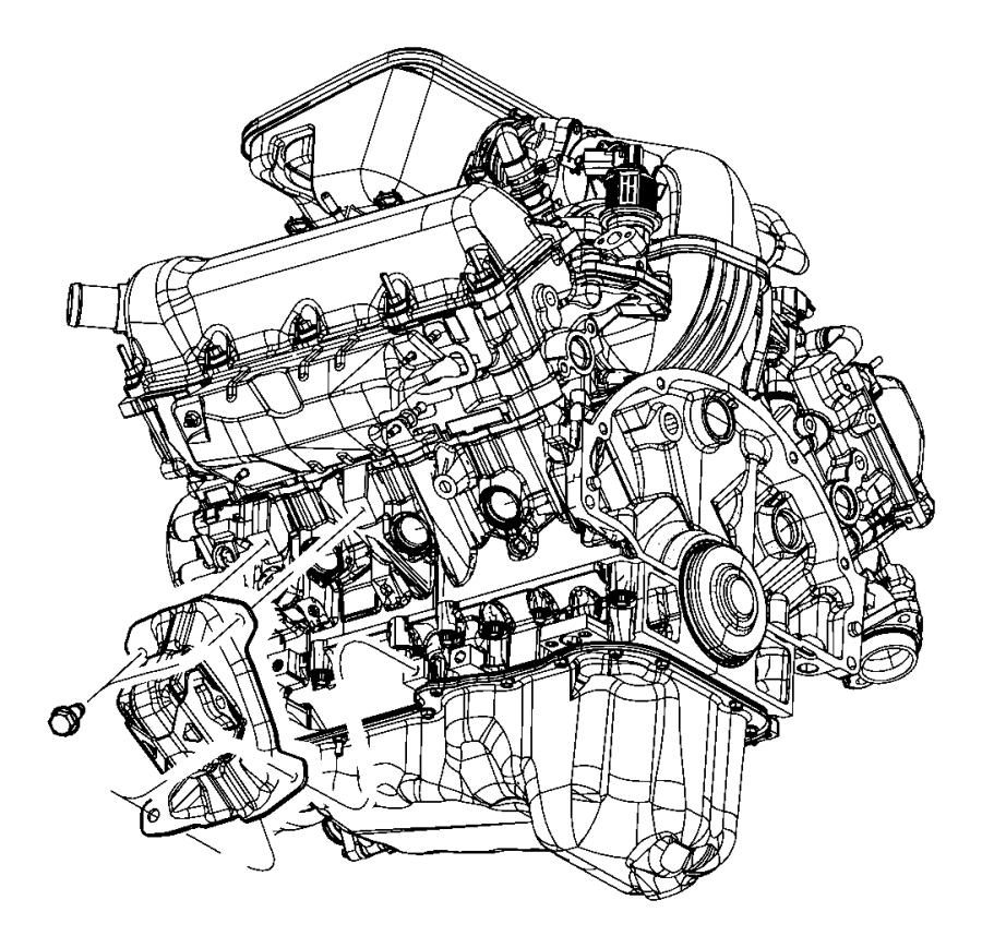 2007 Dodge Nitro Serpentine Belt Diagram