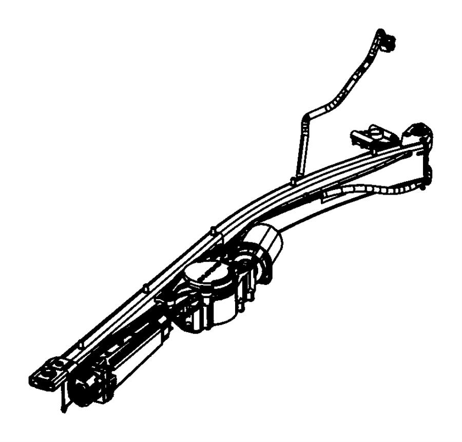 2014 Ram C V Tradesman Camshaft: 2014 Ram C/V Track. Power Sliding Door. [left Power