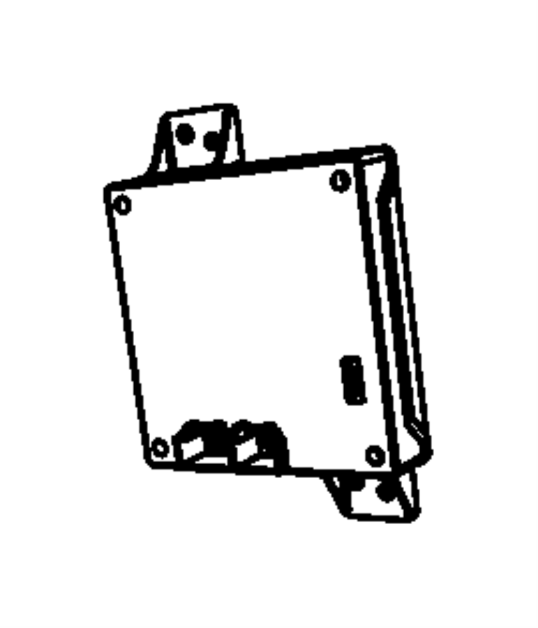 2012 dodge challenger receiver  passive entry  trim   no