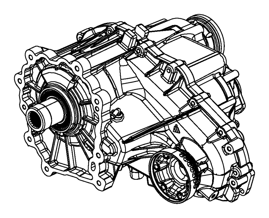 2014 jeep grand cherokee transfer case  remanufactured  assembly  demand  speed