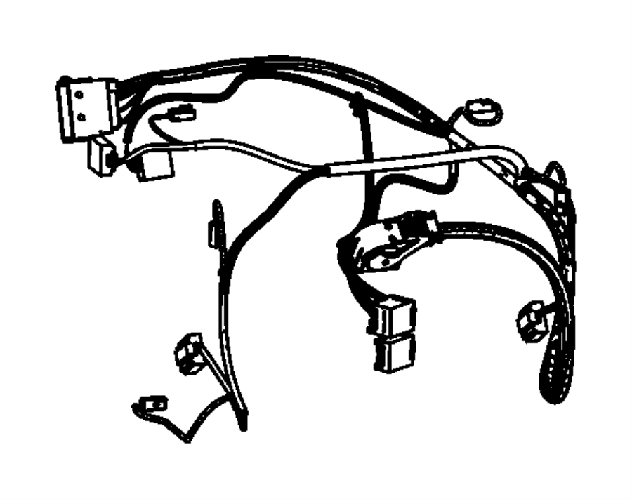 2013 dodge dart wiring  used for  a  c and heater