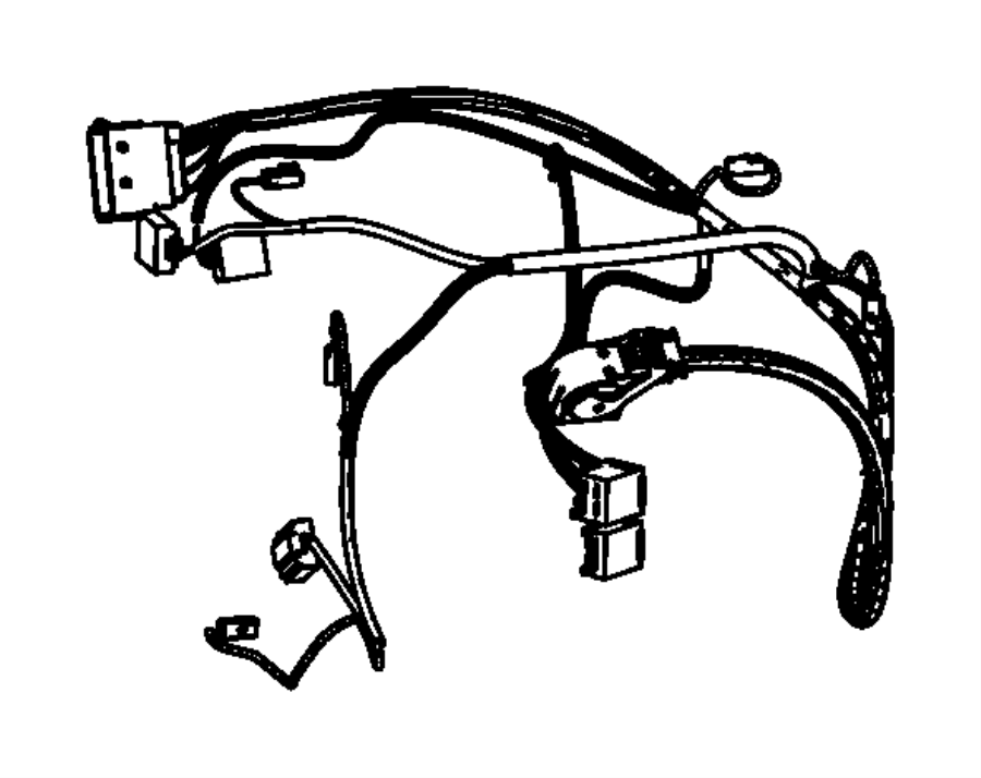 2013 dodge dart wiring  a  c and heater