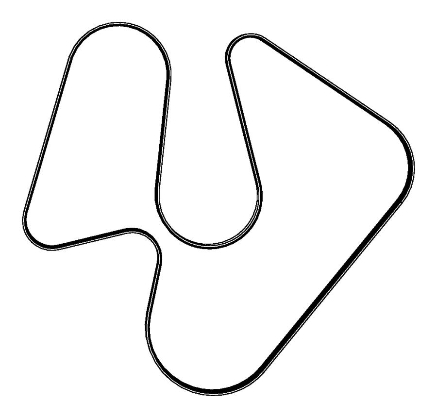 mopar serpentine belt diagram