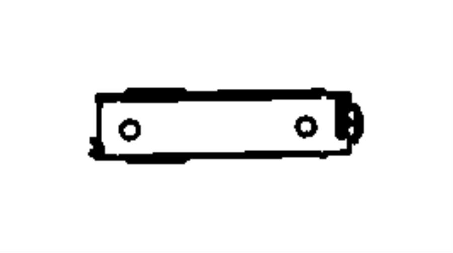 2012 jeep grand cherokee dampener  glove box door  trim