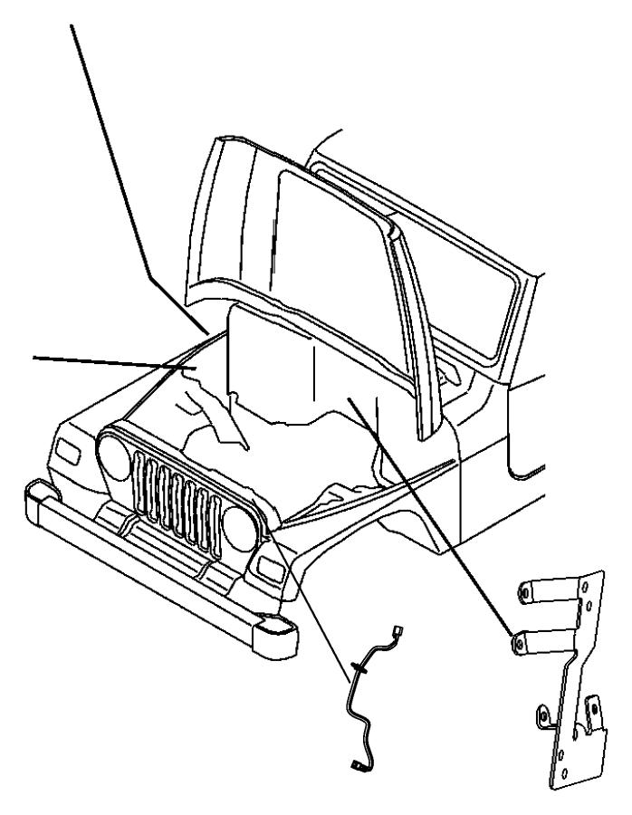 2014 jeep wrangler wiring  jumper  side marker lamp  side repeater