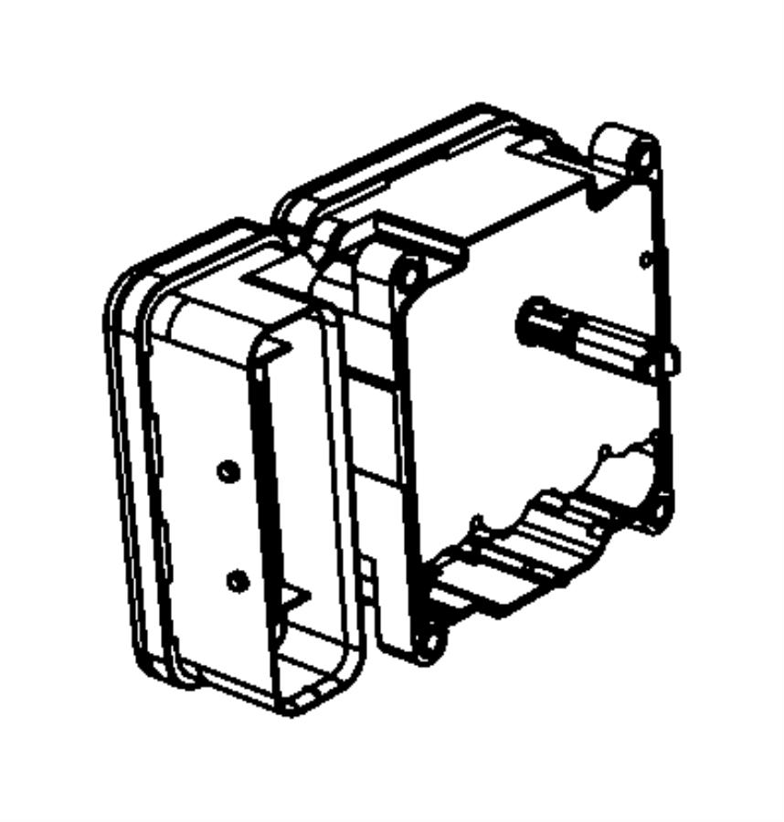 dodge challenger module  anti