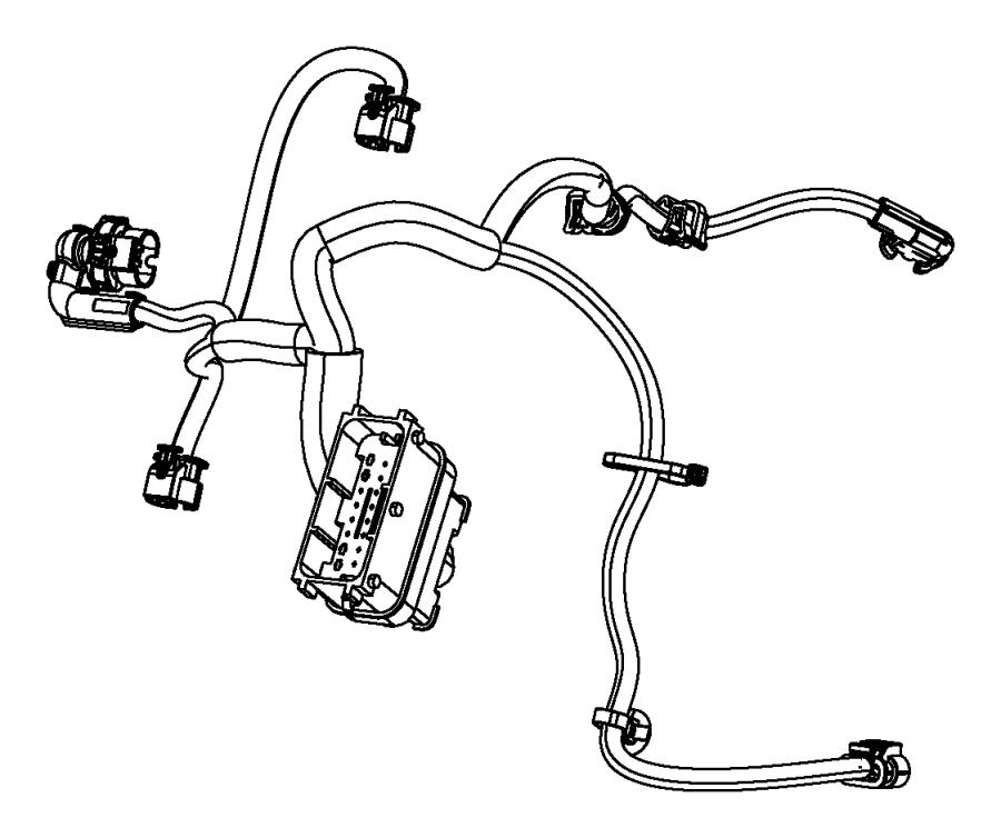 2015 dodge dart wiring  transmission  export  module