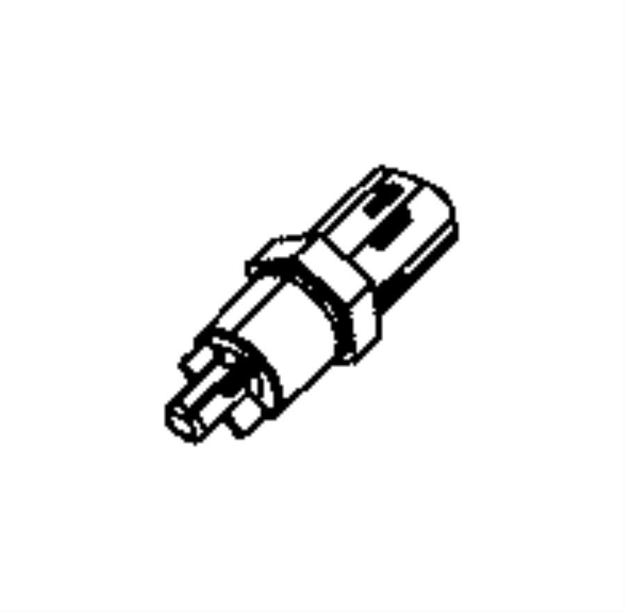 2014 jeep grand cherokee sensor  oil pressure  emissions