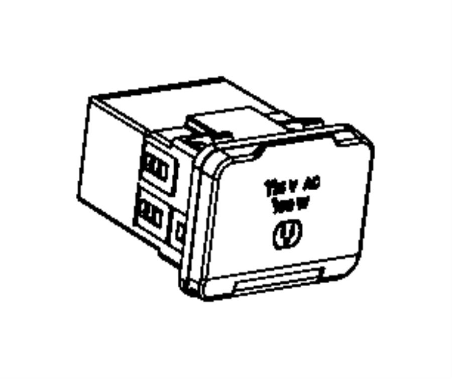 2015 ram 2500 power outlet  inverter