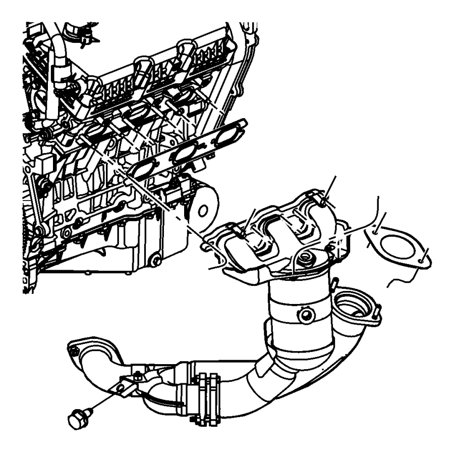 S L additionally Maxresdefault further  additionally Mazda Cx together with Muffler Undercarriage A Aa Df Cafdaa. on 2005 chrysler pacifica exhaust system diagram