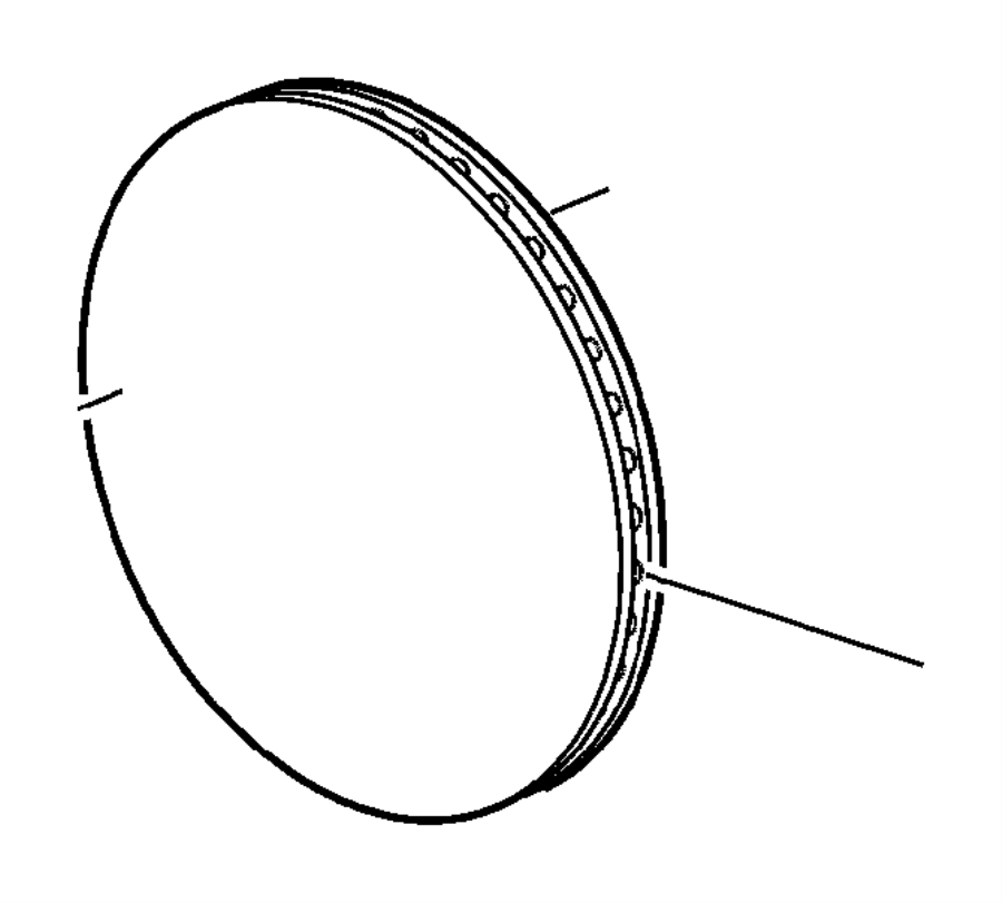 2013 dodge journey rotor  brake  front  wheel  disc  lock