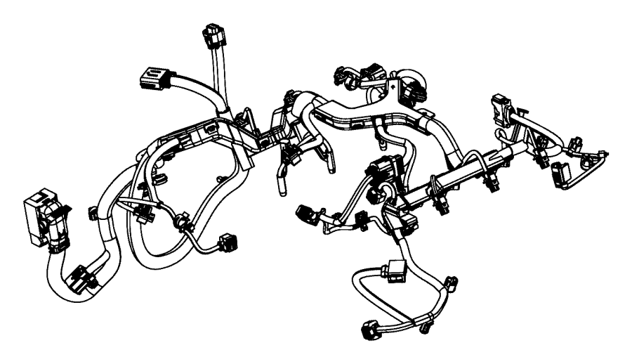 ram 1500 wiring  transmission  engine