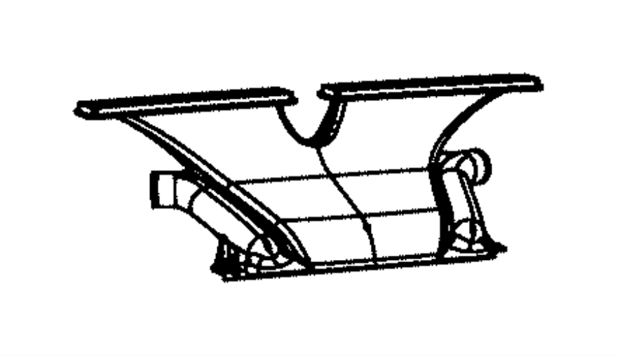 2017 dodge journey duct  defroster