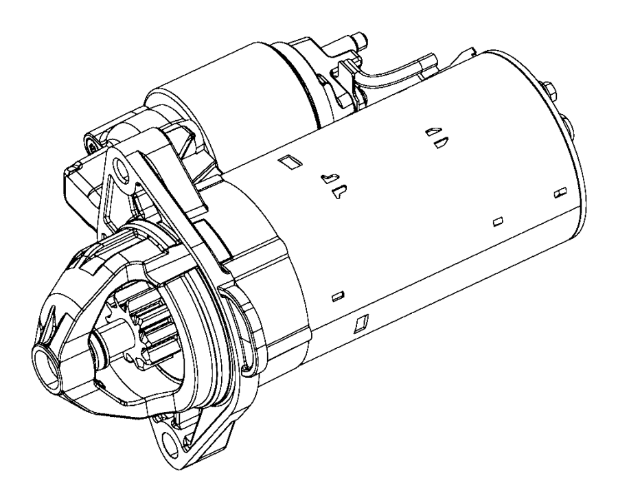 2014 jeep grand cherokee starter  engine  system  stop  maintenance