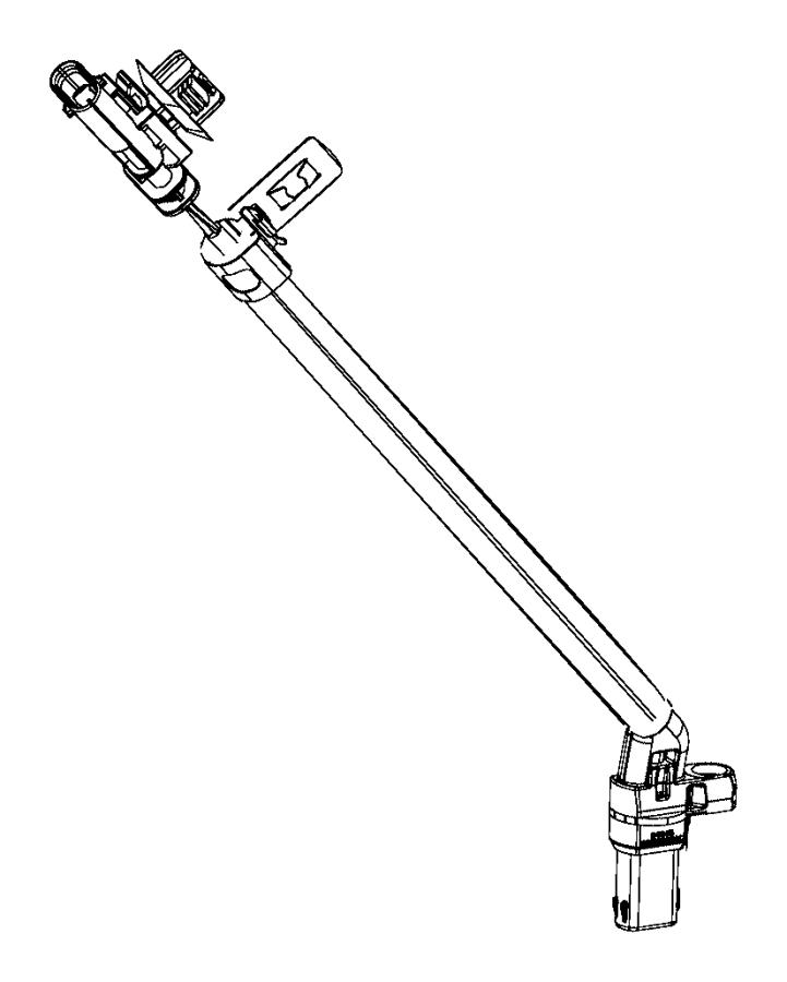 2015 Dodge Dart Sensor. Crankshaft Position. Sensors