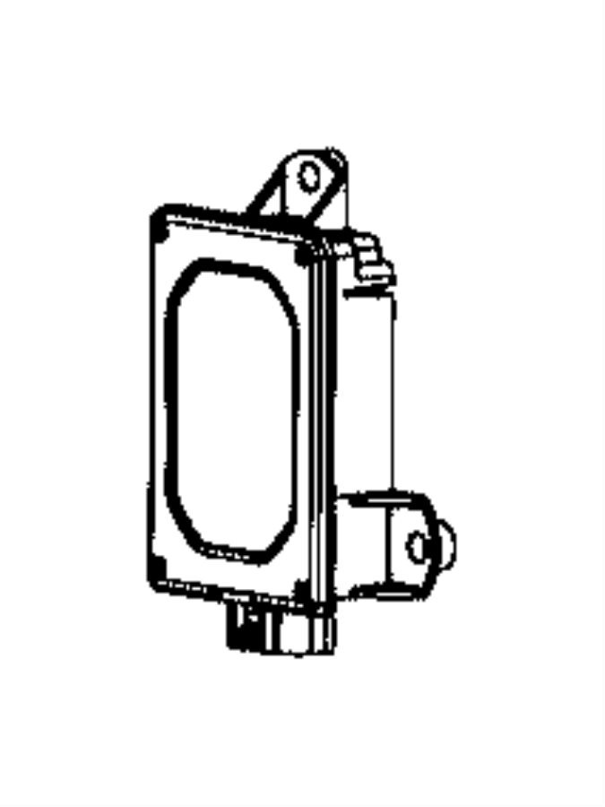 dodge ram 1500 module  fuel pump control