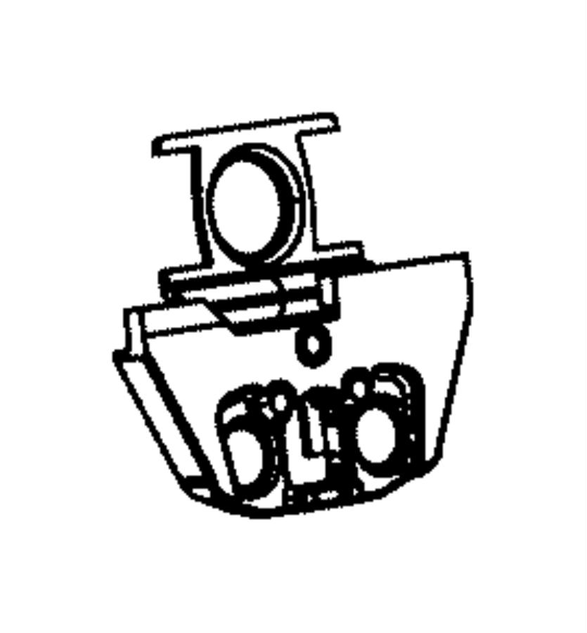 2014 Ram C V Tradesman Camshaft: 2014 Chrysler Town & Country Damper. Steering Wheel