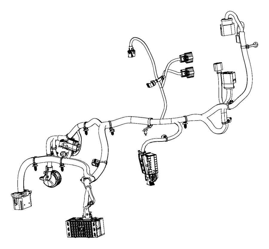 2015 Chrysler 200 Wiring  Transmission   Power Train Parts
