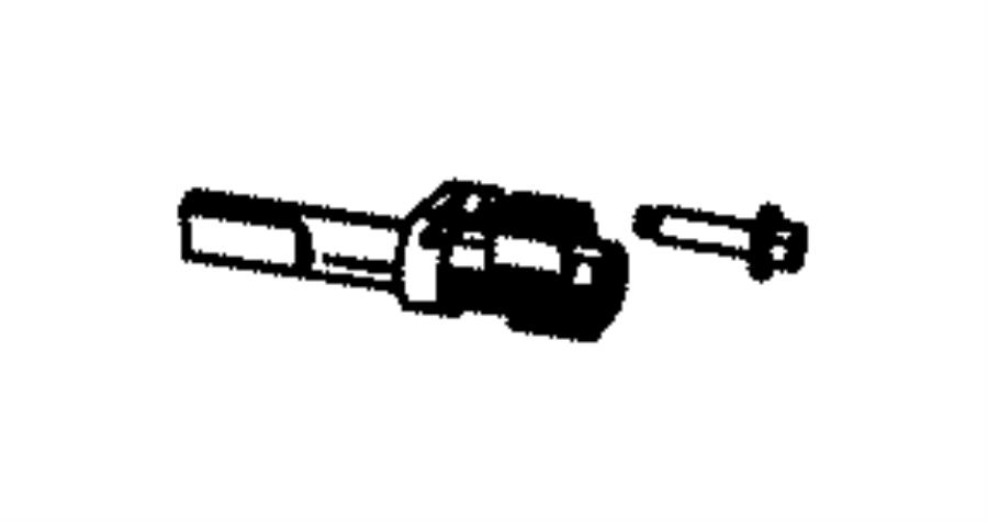2017 ram 4500 clip  abs sensor wiring  brake  chassis  hoses