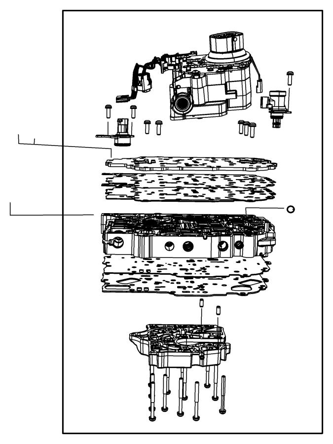 2010 dodge grand caravan solenoid module transmission. Black Bedroom Furniture Sets. Home Design Ideas