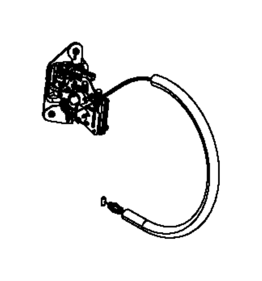 2014 Ram C V Tradesman Camshaft: 2014 Ram C/V Latch. Liftgate. Power, Jrc, Sales