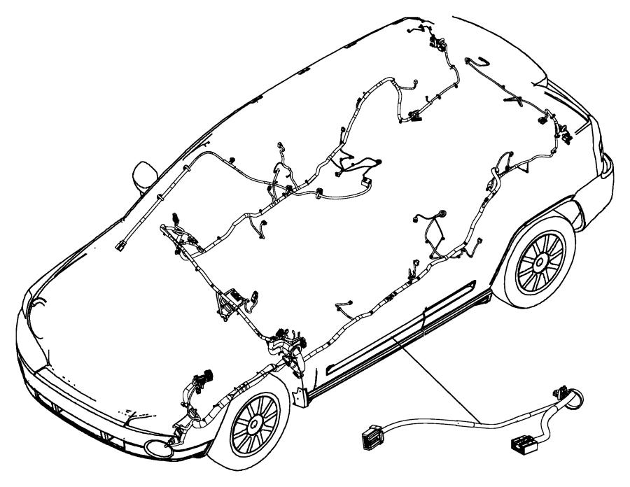 jeep compass wiring  header   rr view auto dim mirror w  microphone