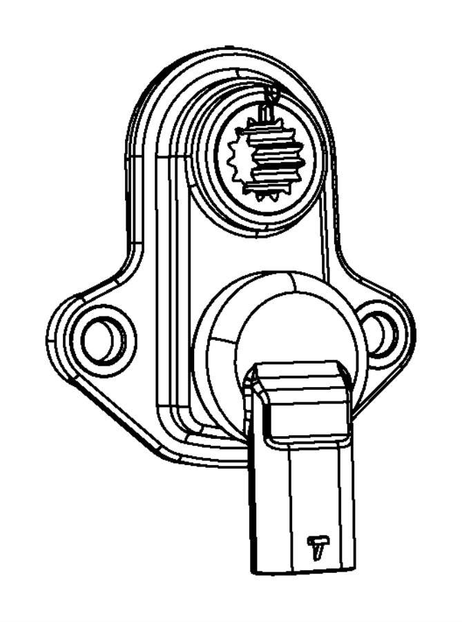 2017 jeep renegade sensor  transmission range  export   power train parts module    mpg  fuel