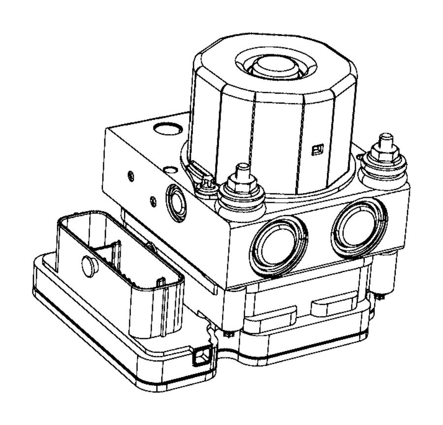 2016 ram 1500 module  anti