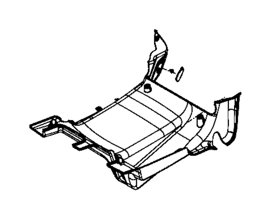 I on Dodge Ram Heated Seat Module