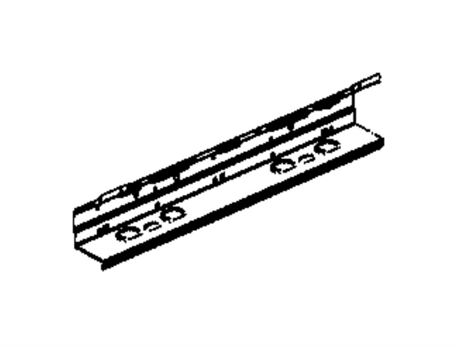 2008 Dodge Ram 1500 Interior Parts likewise 4ulfm Rear Passenger Door Will Not Open When Handle Pulled as well Looking For Drivers Side Seat Plastic Molding T5944 also 68144985AA likewise Mopar Rear Door Trim 5hr421j3an. on dodge ram 1500 door trim