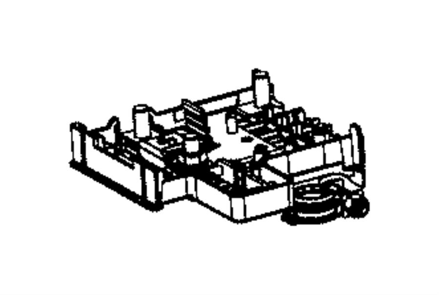 Ram Promaster City Fuse  Mega  150 Amp