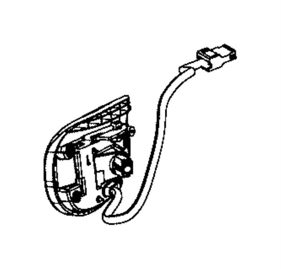 dodge charger switch  radio control  left  export  trim   no description available